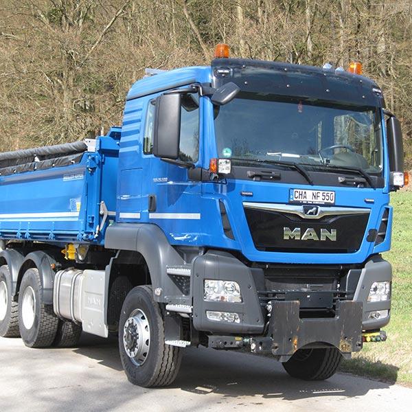 Transporte von der Nemmer Transporte von Miltach